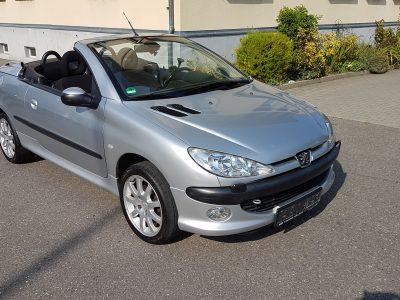 Peugeot206 CC 2.0