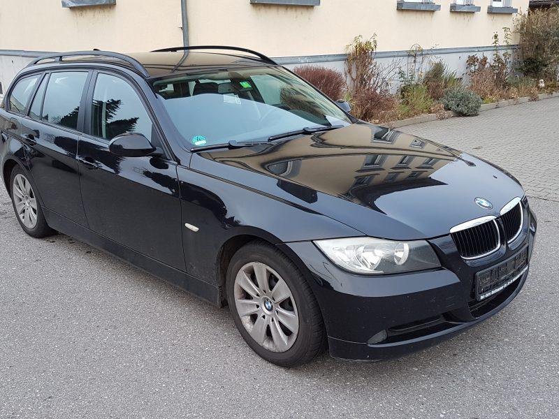 BMW318 D