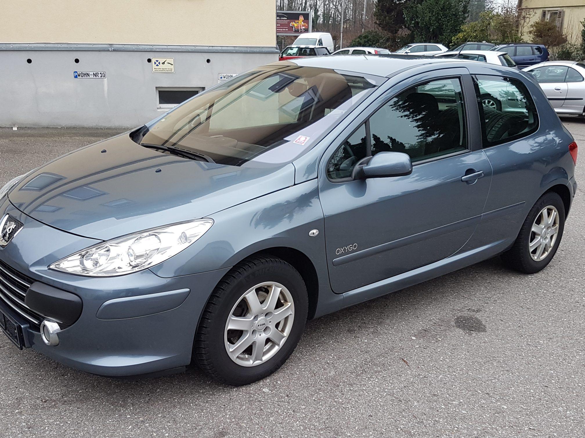 Peugeot307 1.6 HDI