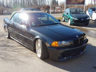 BMW320i 2.2
