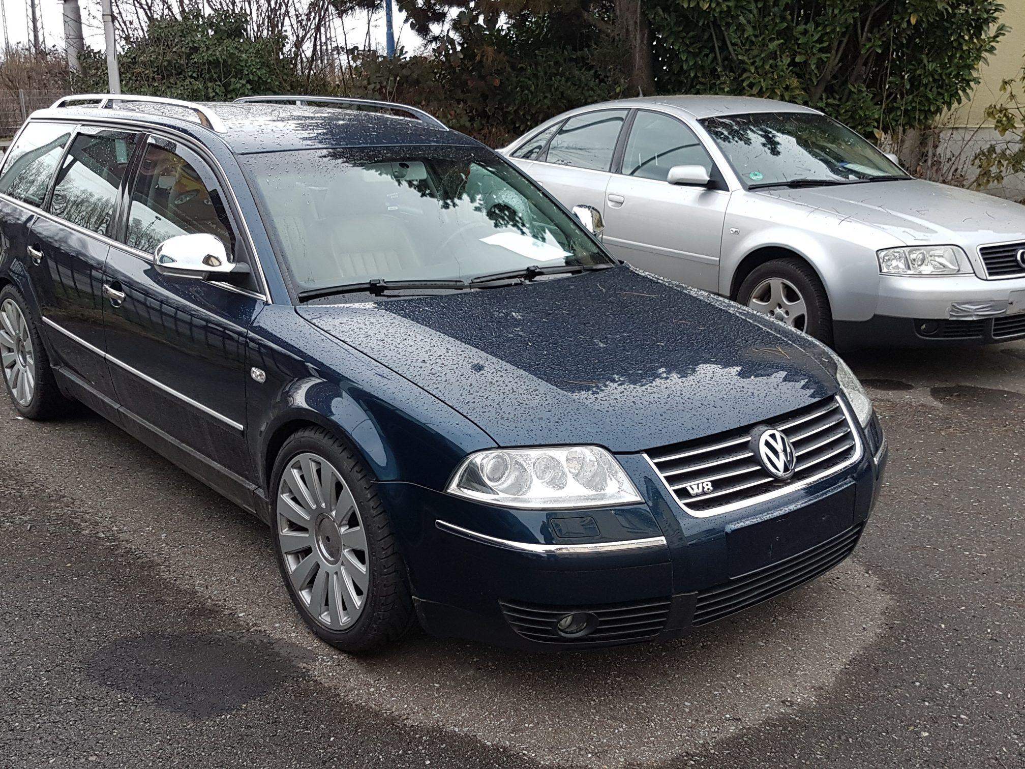 VW4.0 W8