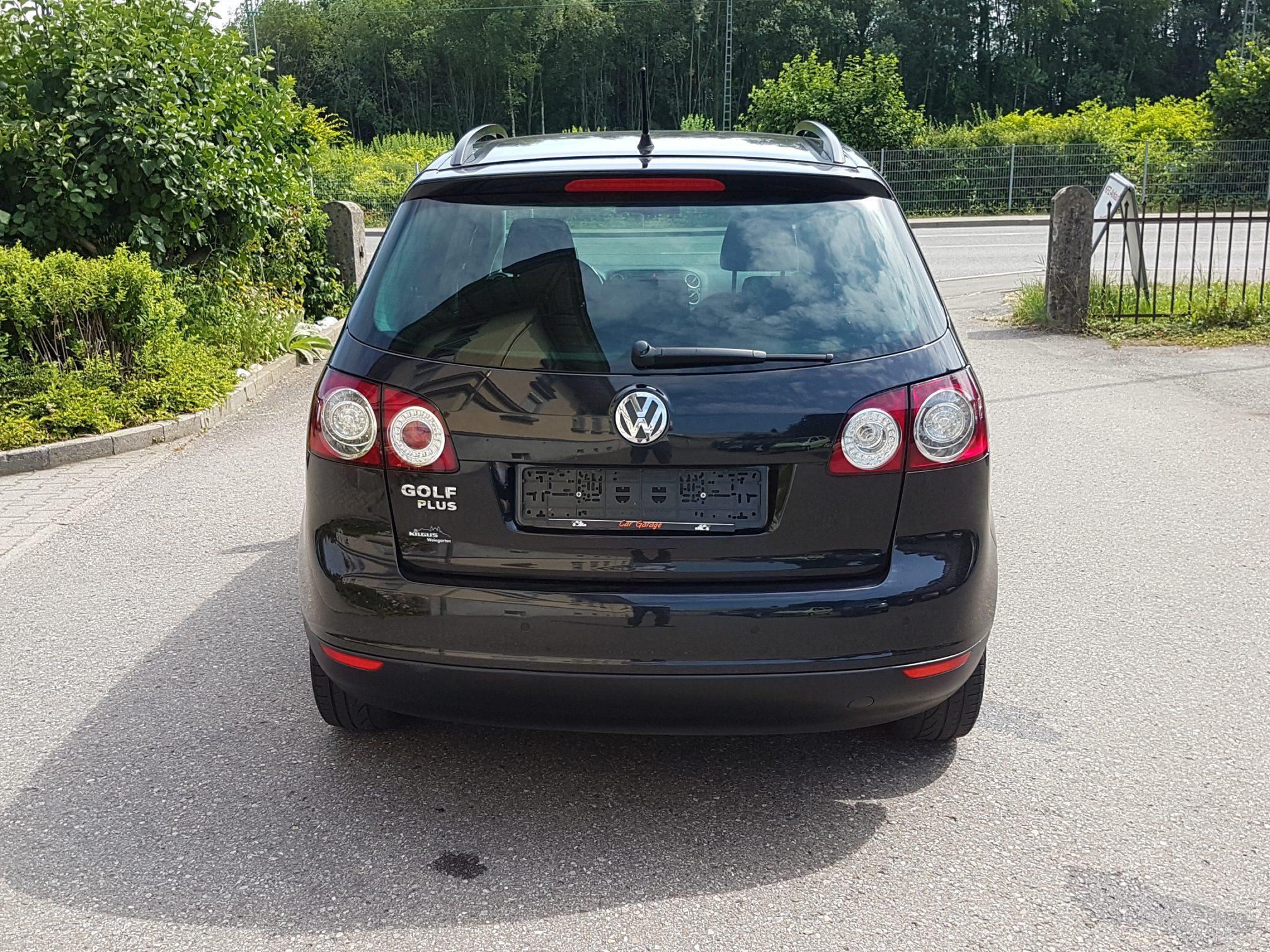 VWGolf V Plus 1.4