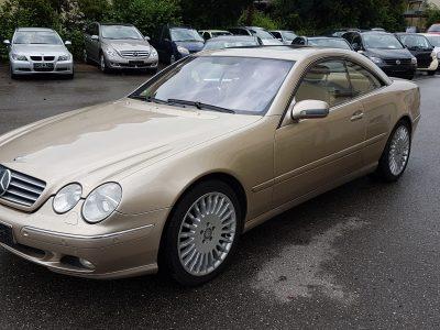 MercedesCL 500