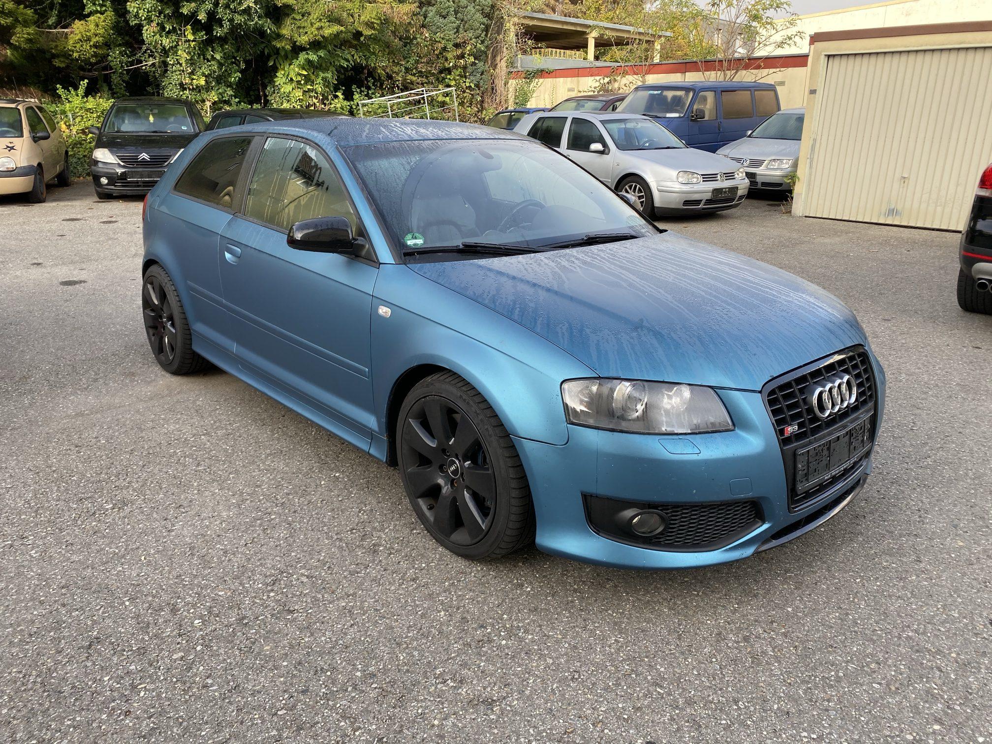 AudiS3 - ABT 310 PS