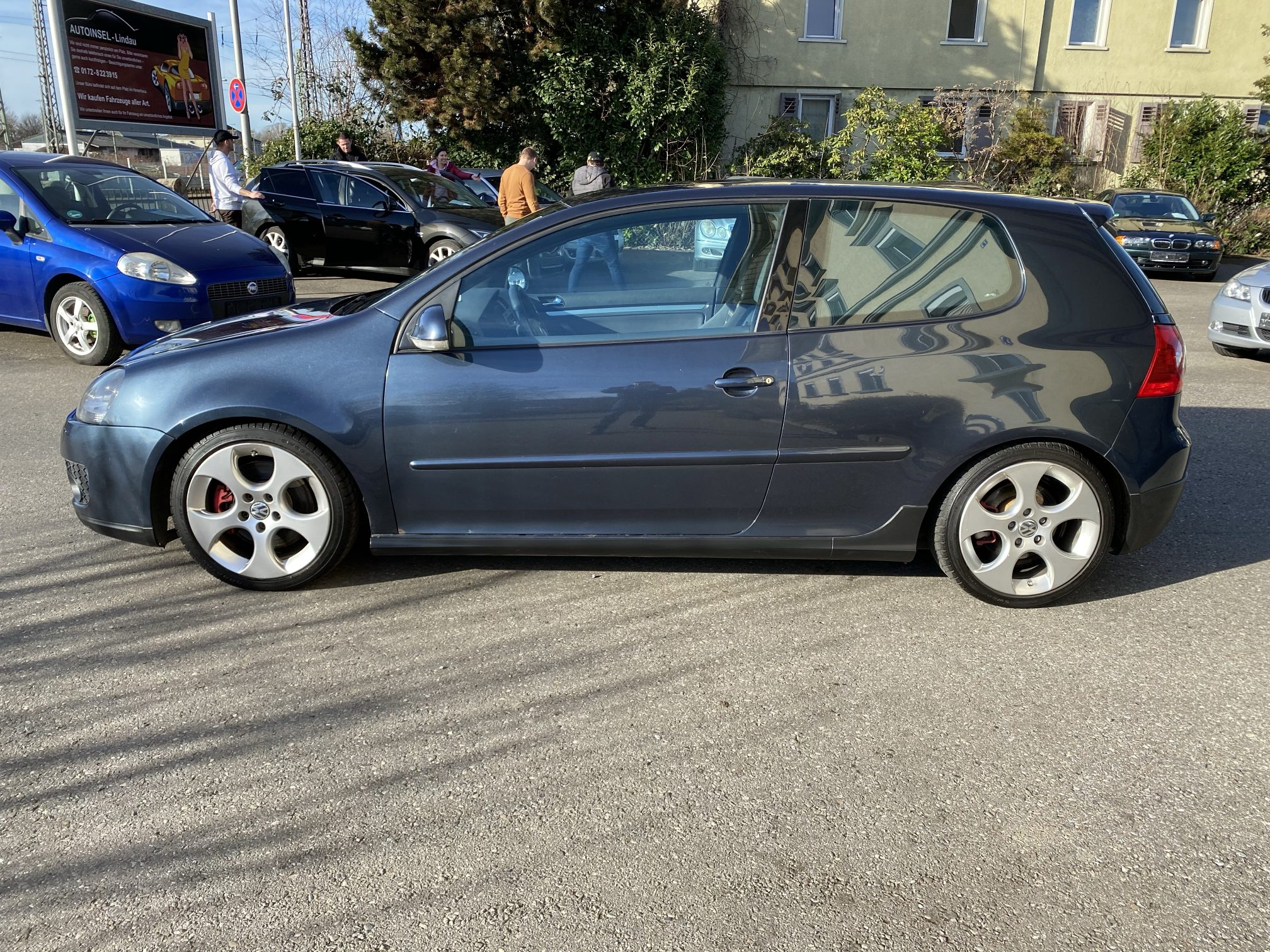 VWGolf V 2.0 GTI